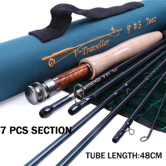 PATU Traveler Fly Rod