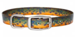 PA Trout Dog Collar